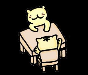 相談-アニマル-イラスト